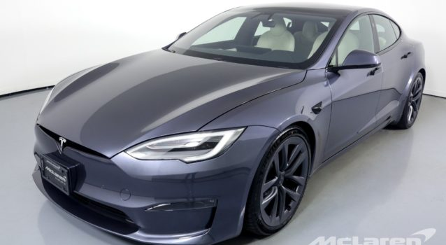 Add One of These Tesla Model S Plaids For Sale to Your Garage- Car News